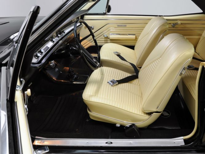 1967 Buick G-S 400 (4317) classic muscle interior g wallpaper