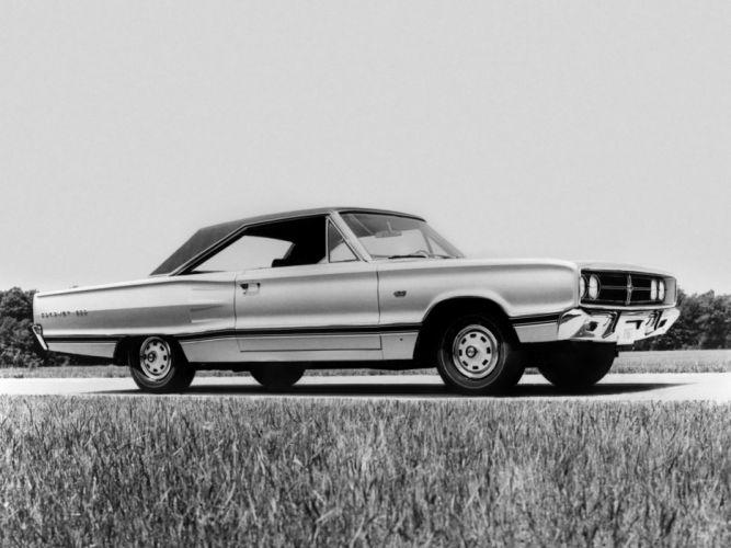 1967 Dodge Coronet 440 Hemi 426 Hardtop Coupe (CW2H-23) muscle wallpaper