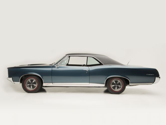 1967 Pontiac Tempest GTO Hardtop Coupe muscle classic g wallpaper