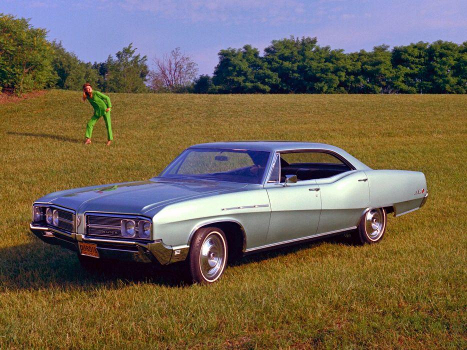 1968 Buick LeSabre Hardtop Sedan (5239) classic     f wallpaper