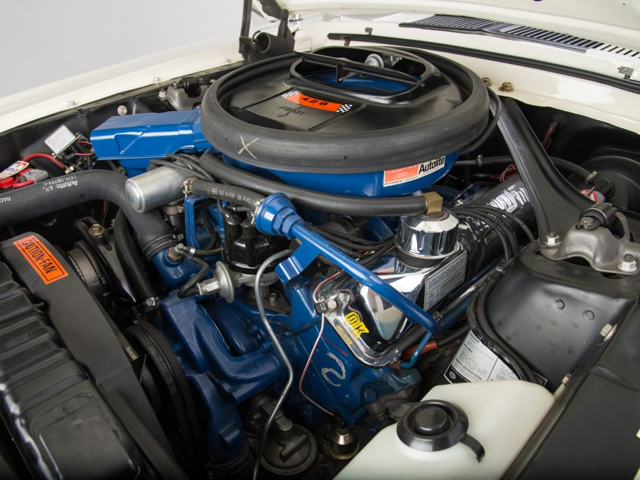 1968 Ford Mustang G-T 428 Cobra Jet Fastback muscle classic engine    g wallpaper