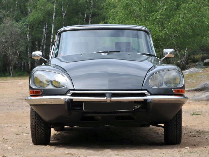 1968-71 Citroen D-S 2-1 Cabriolet classic h wallpaper