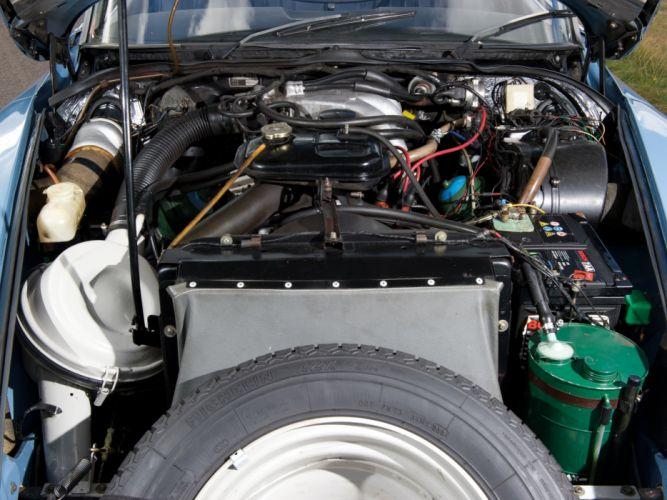 1968-71 Citroen D-S 2-1 Cabriolet classic engine f wallpaper