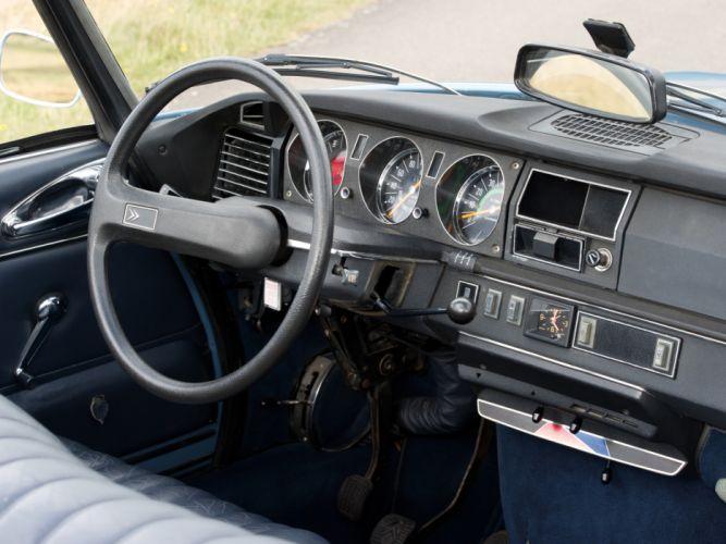 1968-71 Citroen D-S 2-1 Cabriolet classic interior d wallpaper