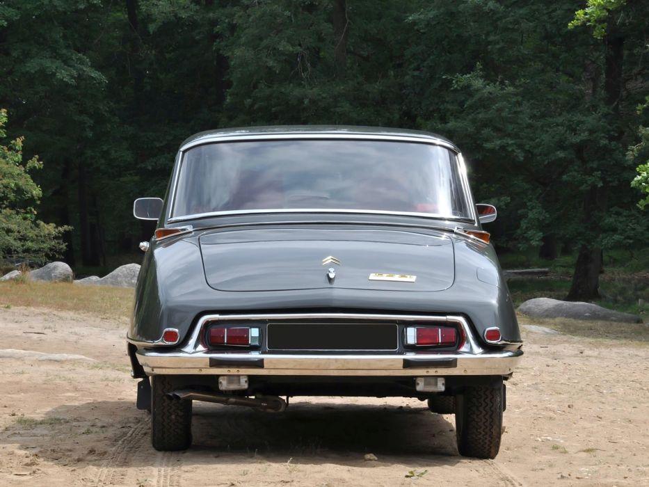1968-71 Citroen D-S 2-1 Cabriolet classic   d wallpaper