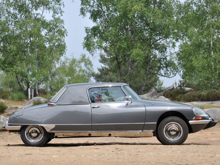 1968-71 Citroen D-S 2-1 Cabriolet classic dg wallpaper