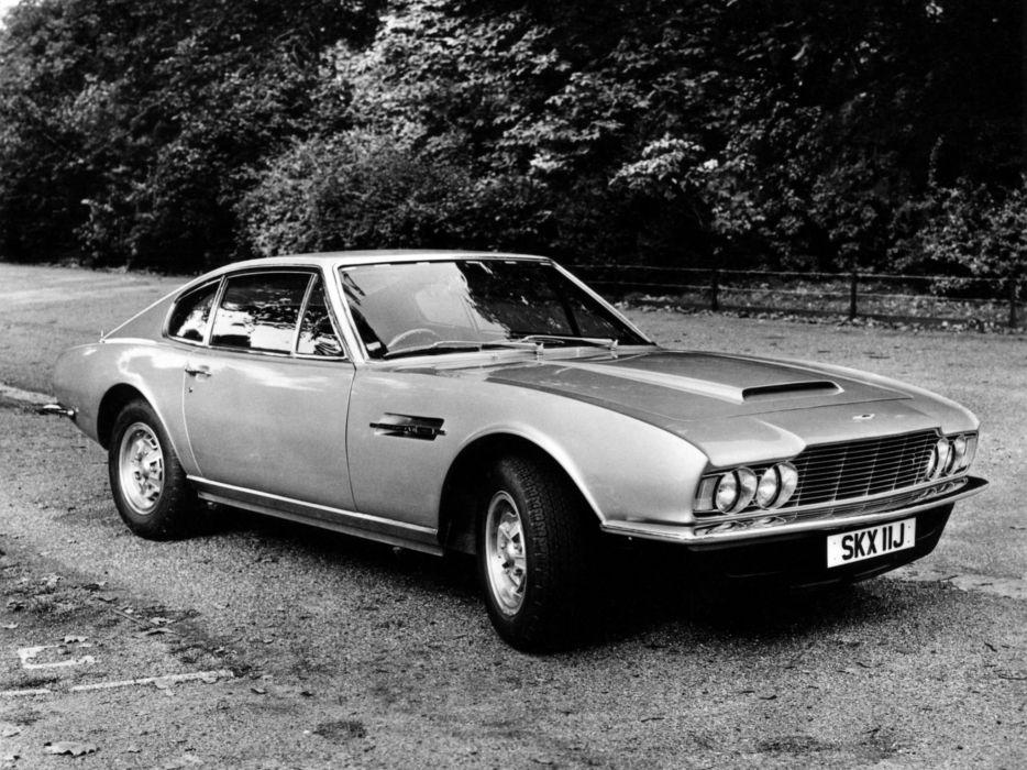 1970-72 Aston Martin DBS V-8 UK-spec        j wallpaper