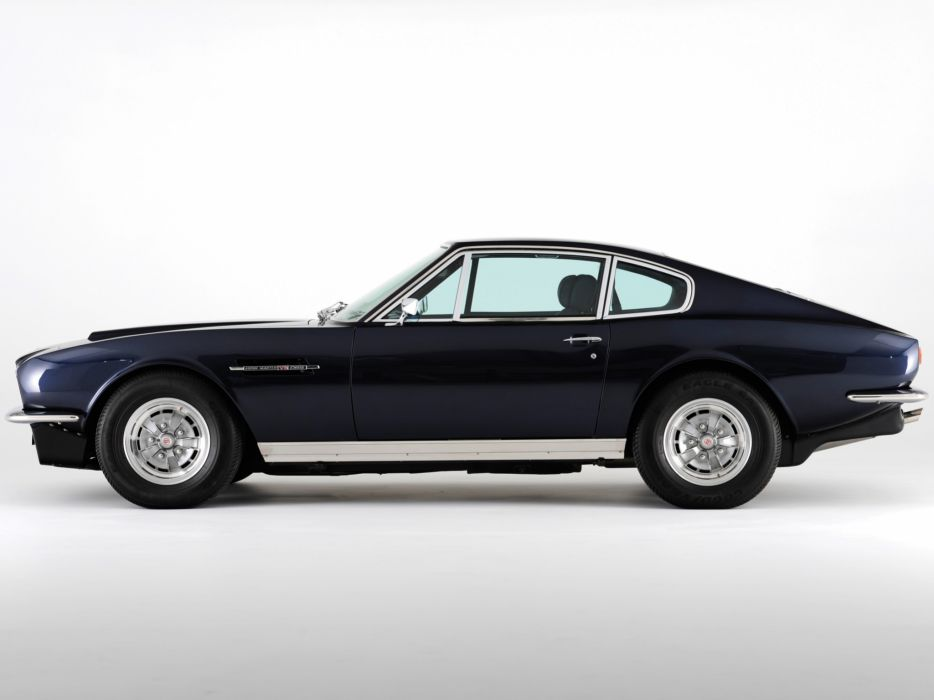 1970-72 Aston Martin DBS V-8 UK-spec   h wallpaper