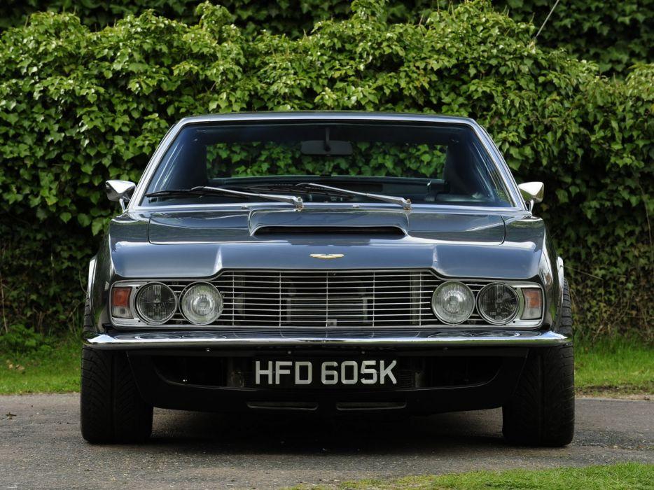 1970-72 Aston Martin DBS V-8 UK-spec    h wallpaper