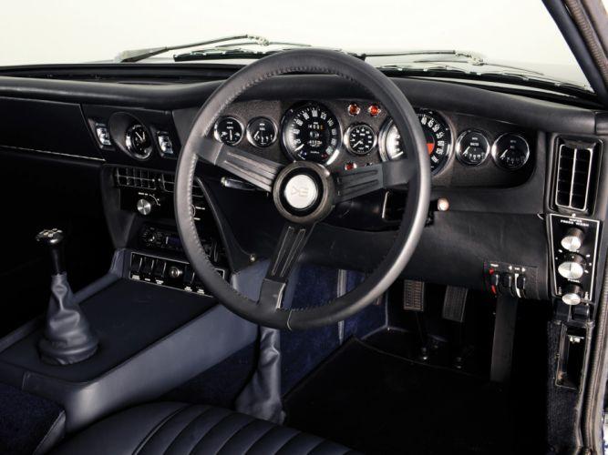 1970-72 Aston Martin DBS V-8 UK-spec interior h wallpaper