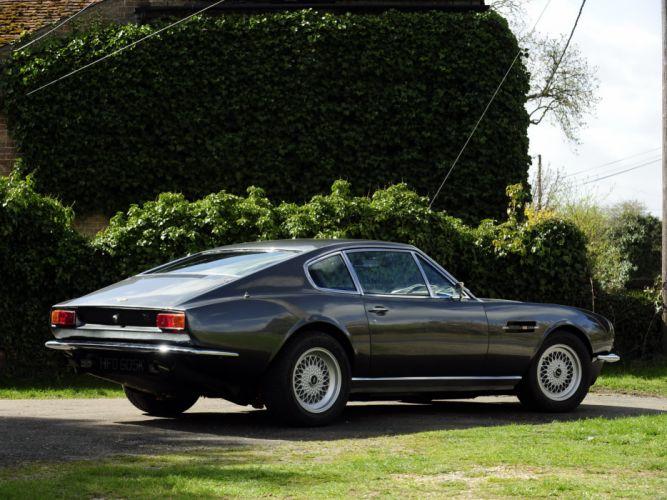 1970-72 Aston Martin DBS V-8 UK-spec k wallpaper