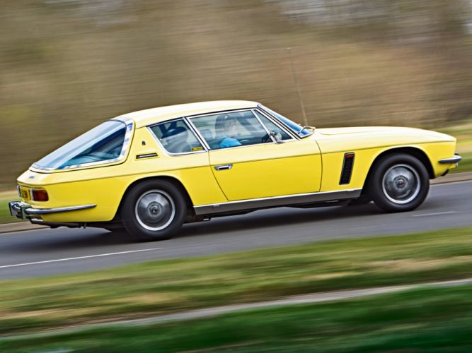 1971-76 Jensen Interceptor III supercar fs wallpaper