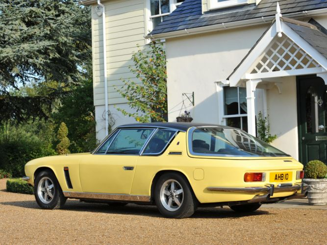 1971-76 Jensen Interceptor III supercar g wallpaper