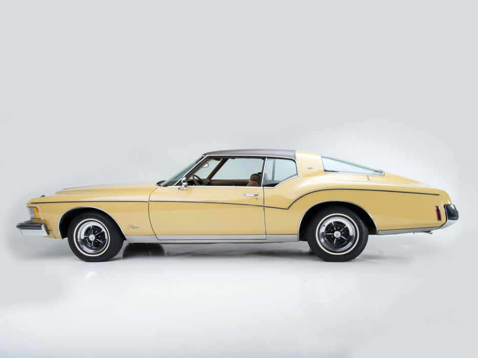1973 Buick Riviera (4EY87) classic  f wallpaper