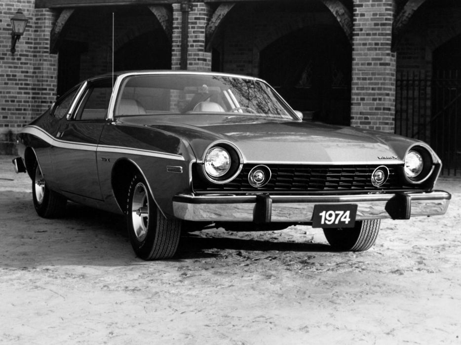 1974 AMC Matador X Coupe muscle classic        j wallpaper