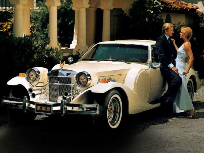 1980 Zimmer Golden Spirit luxury supercar f wallpaper