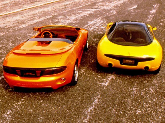 1990-94 Pontiac Sunfire Speedster Concept wallpaper
