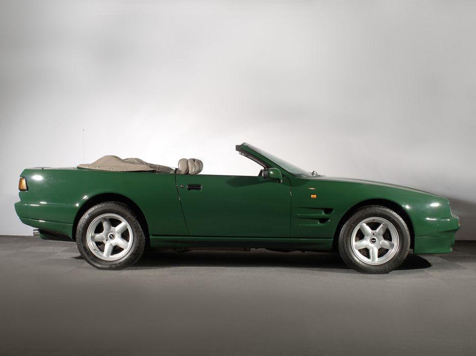 1992-96 Aston Martin Virage Volante  gd wallpaper