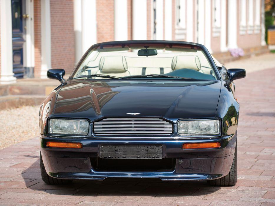 1992-96 Aston Martin Virage Volante  l wallpaper