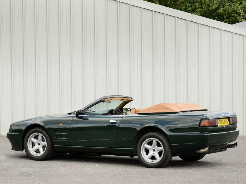 1992-96 Aston Martin Virage Volante    g wallpaper