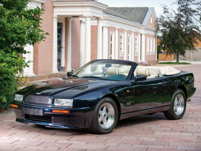 1992-96 Aston Martin Virage Volante f wallpaper
