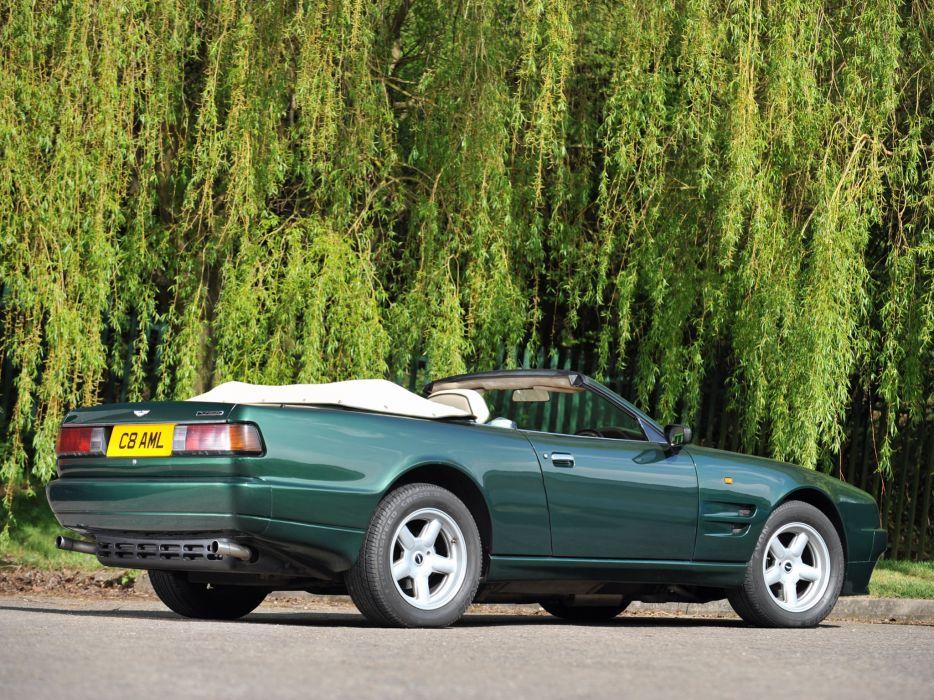 1992-96 Aston Martin Virage Volante    k wallpaper
