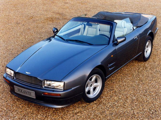 1992-96 Aston Martin Virage Volante fs wallpaper