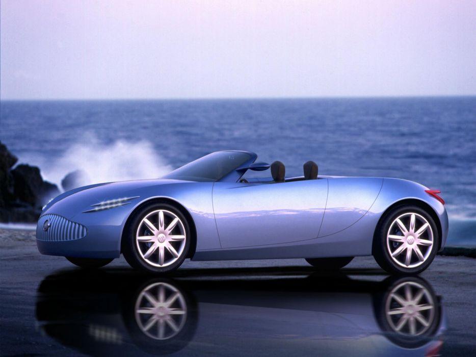 2001 Buick 2-2 Bengal Roadster Concept  f wallpaper