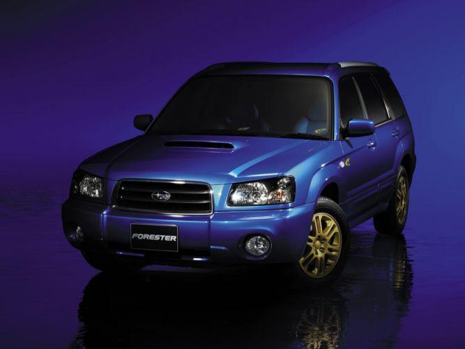 2004 Subaru Forester X-T stationwagon g wallpaper