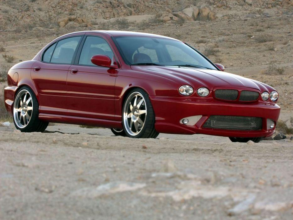 2005 Jaguar Bonspeed X-Type tuning  f wallpaper