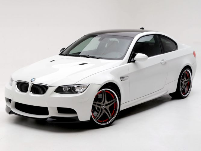 2009-13 Vorsteiner BMW M-3 Coupe GTS3 (E92) tuning gs wallpaper