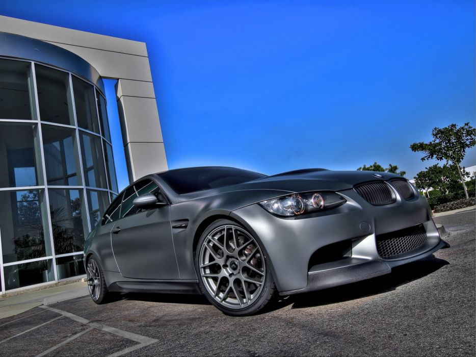 2009-13 Vorsteiner BMW M-3 Coupe GTS3 (E92) tuning   hd wallpaper