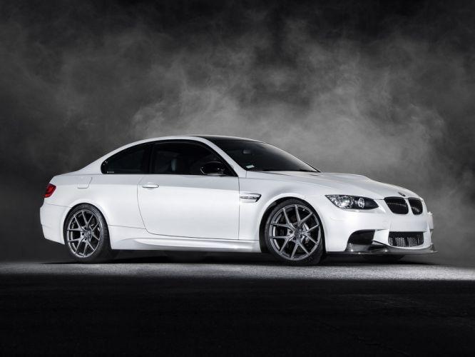 2009-13 Vorsteiner BMW M-3 Coupe GTS3 (E92) tuning g wallpaper