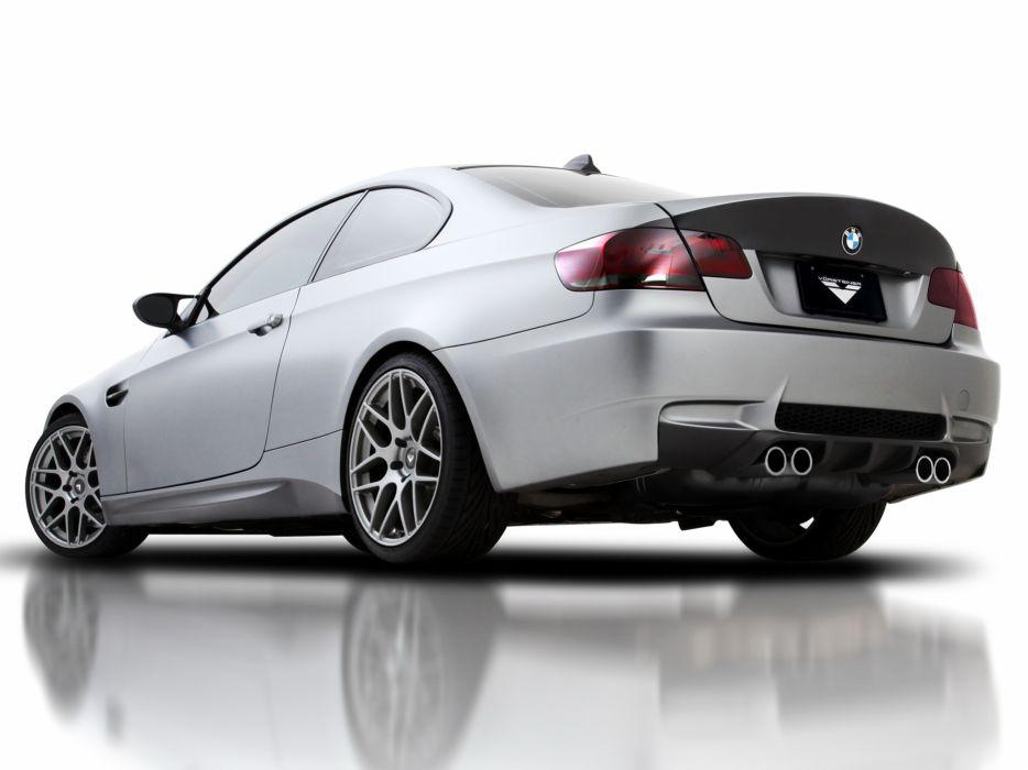 2009-13 Vorsteiner BMW M-3 Coupe GTS3 (E92) tuning  gs wallpaper