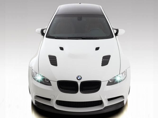 2009-13 Vorsteiner BMW M-3 Coupe GTS3 (E92) tuning gw wallpaper