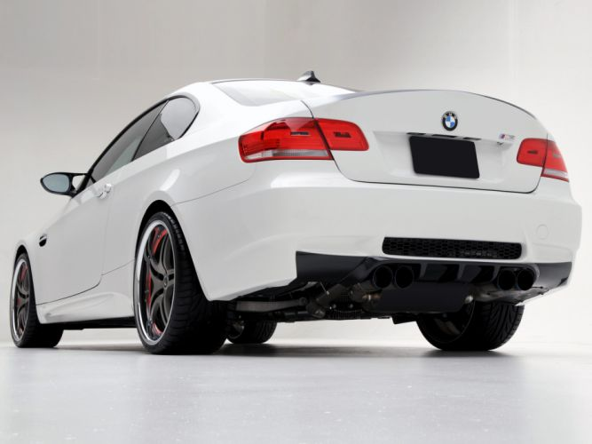 2009-13 Vorsteiner BMW M-3 Coupe GTS3 (E92) tuning f wallpaper
