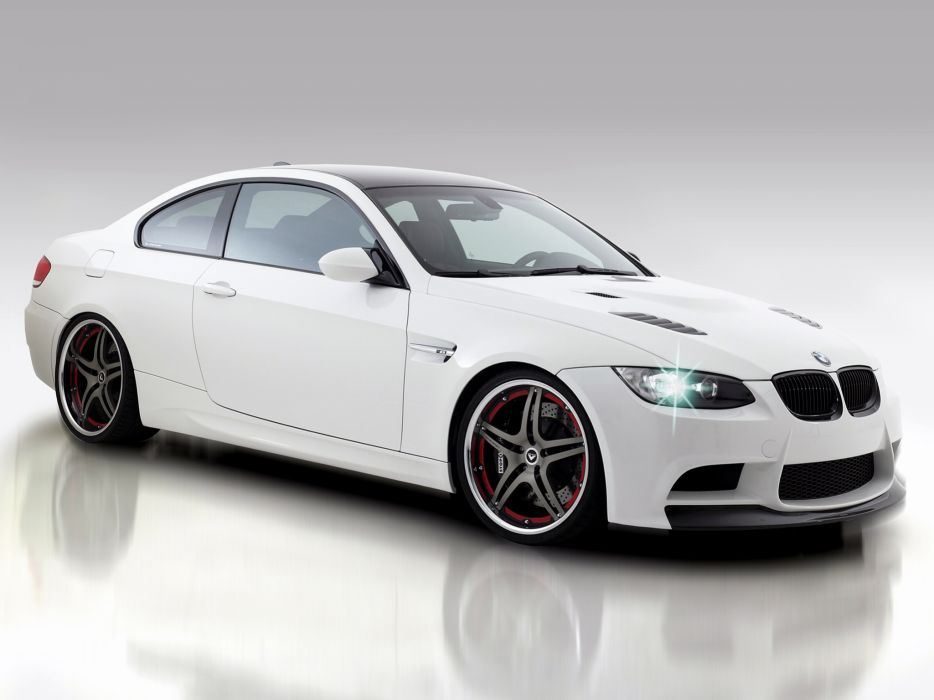 2009-13 Vorsteiner BMW M-3 Coupe GTS3 (E92) tuning  g wallpaper