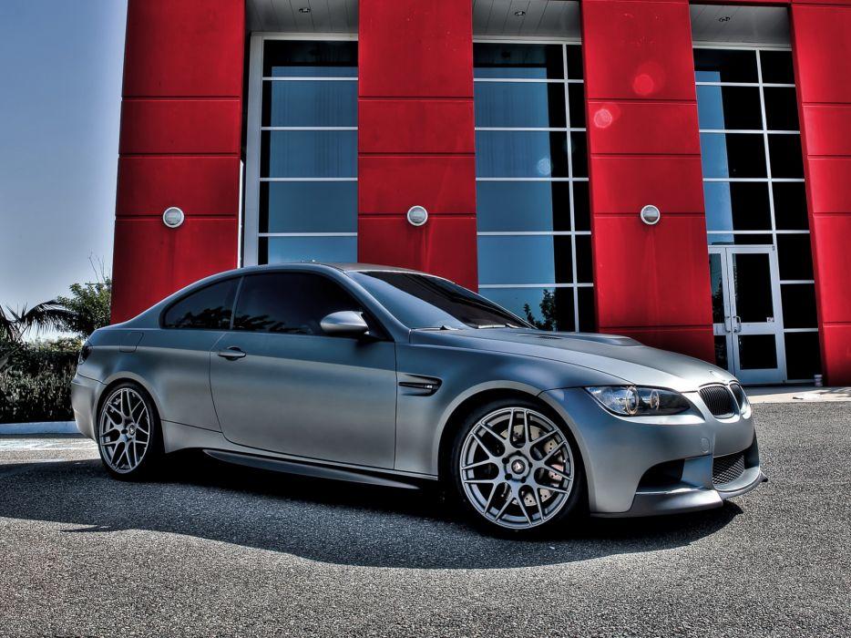 2009-13 Vorsteiner BMW M-3 Coupe GTS3 (E92) tuning f wallpaper