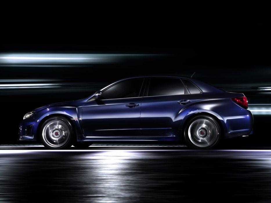 2010 Subaru Impreza WRX STI A-Line  f wallpaper