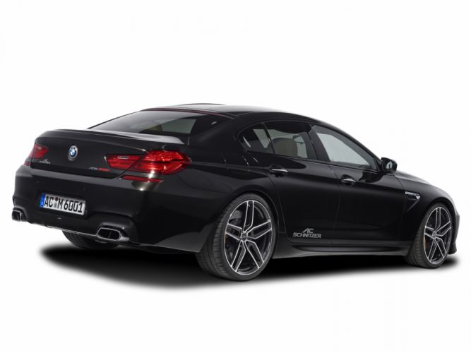 2013 AC-Schnitzer BMW M-6 Gran Coupe (F06) tuning d wallpaper