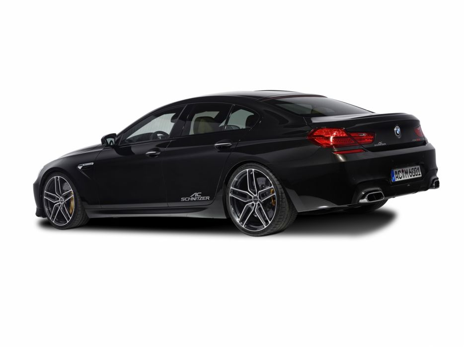 2013 AC-Schnitzer BMW M-6 Gran Coupe (F06) tuning   f wallpaper