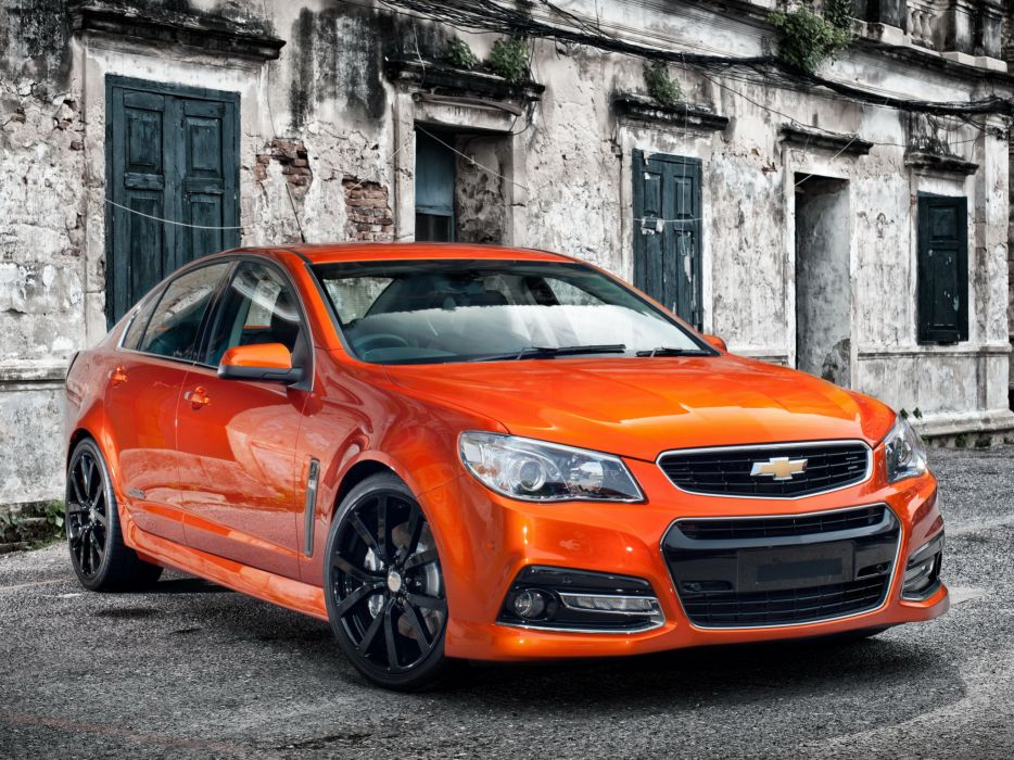 2013 Chevrolet S-S Concept muscle   h wallpaper