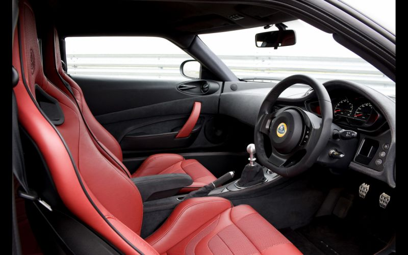 2013 Lotus Evora S Sports Racer supercar interior g wallpaper