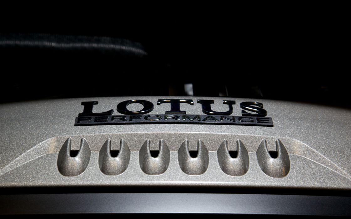 2013 Lotus Evora S Sports Racer supercar logo poster engine    g wallpaper
