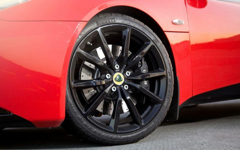 2013 Lotus Evora S Sports Racer supercar wheel f wallpaper