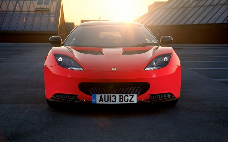 2013 Lotus Evora S Sports Racer supercar da wallpaper