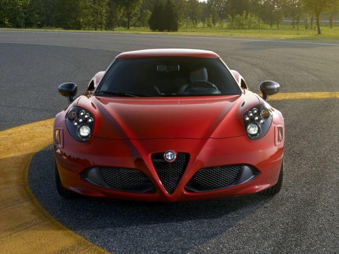 2014 Alfa Romeo 4-C Launch (961) supercar wallpaper