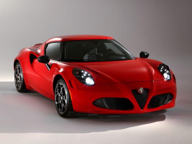 2014 Alfa Romeo 4-C Launch (964) supercar wallpaper