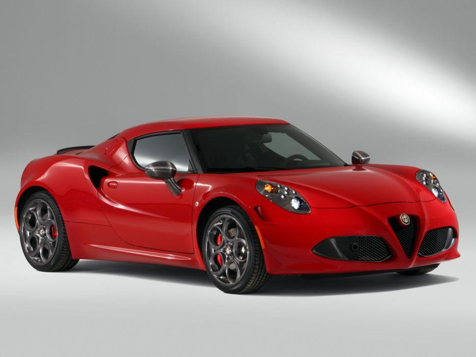 2014 Alfa Romeo 4-C Launch (969) supercar wallpaper