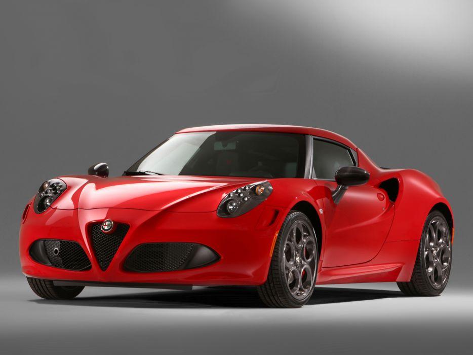 2014 Alfa Romeo 4-C Launch (970) supercar wallpaper